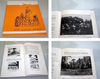 Fünf Kapitel Köthen 1979