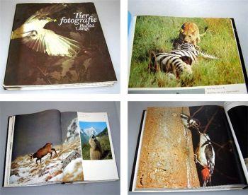 Tierfotografie von Harald Lange 1986