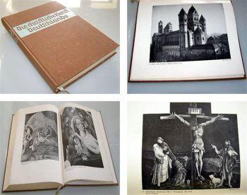 Die christliche Kunst Deutschlands 1936