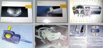 Opel Astra H Bedienungsanleitung & Wartung 1 / 2004 Betriebsanleitung