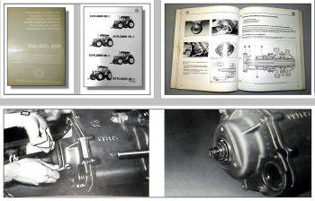 Reparaturanleitung Same Lamborghini Hürlimann Traktoren Werkstatthandbuch