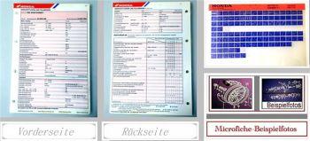 Honda CBR900 Fire Blade Werkstattdaten Ersatzteilliste