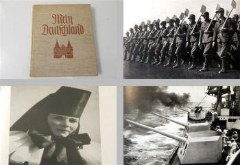 Mein Deutschland - Mensch u. Landschaft 1937