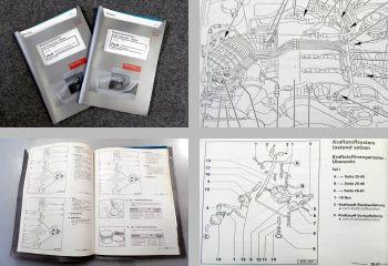 Reparaturleitfaden Audi Cabriolet Werkstatthandbuch Motor + Ke-Motronic ACE