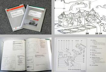 Reparaturleitfaden Audi 100 C4 Werkstatthandbuch 1,9l TDI 66 kW