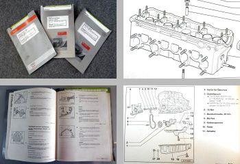 Reparaturleitfaden Audi A3 8L Werkstatthandbücher 1,9l TDI AGR ALH AHF