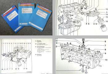 3 Reparaturleitfaden VW T4 Transporter 2,0 Motor +Digifant AAC Werkstatthandbuch