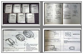 Reparaturanleitung Subaru Forester 2000 Werkstatthandbuch kompl. Satz