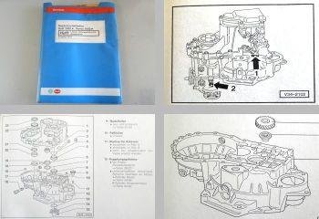 Reparaturleitfaden VW Golf 3 syncro Getriebe 02C Werkstatthandbuch