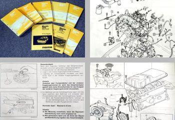 Mazda 323 Station Wagon Werkstatthandbuch + Schaltpläne 1986-1989
