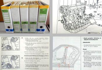 Seat Toledo II 1M ab 1999 Reparaturhandbuch Werkstatthandbuch