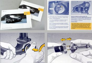 Opel Astra H Bedienungsanleitung & Wartung 4 / 2005 auch OPC Betriebsanleitung