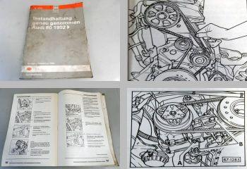 Reparaturleitfaden Audi 80 ab 1992 B4 Instandhaltung genau genommen Inspektion