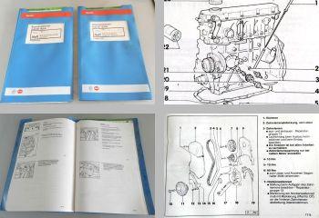 Reparaturleitfaden Audi 80 B4 2,3 Einspritzmotor NG + Jetronic Werkstatthandbuch