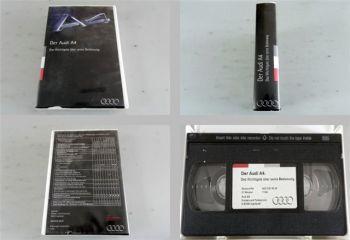 Video Der Audi A4 Bedienungsanleitung 1994