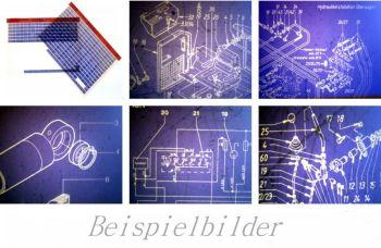 Ersatzteilliste Hanomag D600D super Ersatzteilkatalog Microfich
