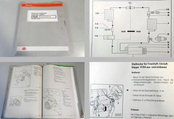 Reparaturleitfaden Audi A4 B5 Heizung Klimaanlage Werkstatthandbuch