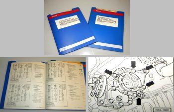 Reparatur VW Golf 4motion 02M Getriebe & Achsantriebe Werkstatthandbuch DRV EEJ
