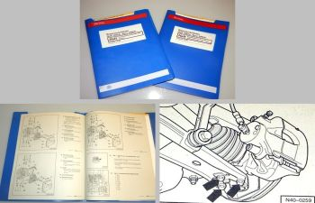 2x Reparaturleitfaden VW Golf 4 IV Automatisches Getriebe 09A + Eigendiagnose