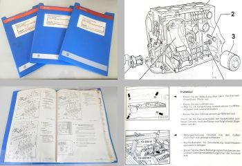 Reparaturleitfaden VW Lupo 1,4l Einspritzmotor Werkstatthandbuch AFK AHW ... AUB