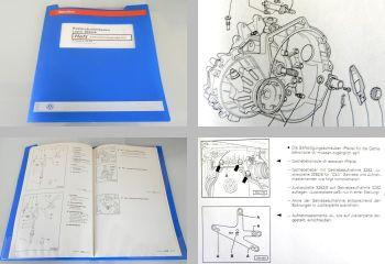 Reparaturleitfaden VW Lupo 6X ab 99 02J 5-Gang Schaltgetriebe Werkstatthandbuch