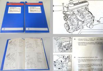 Reparaturleitfaden Werkstatthandbuch VW Lupo 1,0l Einspritzmotor 37 kW AHT Simos