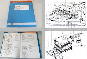 Werkstatthandbuch VW Polo 86C 1,3l Reparaturleitfaden Digifant 3F bis 09.1990
