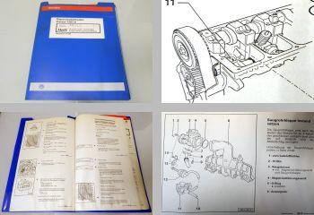 Reparaturleitfaden VW Passat 5 3B 1,9l TDI Motor AJM ATJ Einspritzanlage Pumpe D