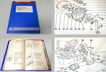 Reparaturleitfaden VW Transporter T4 Fahrwerk Werkstatthandbuch 1994 /1996