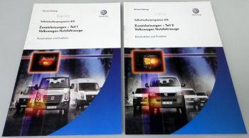 SSP 415, 416 VW Transporter Multivan Crafter Zusatzheizung Konst