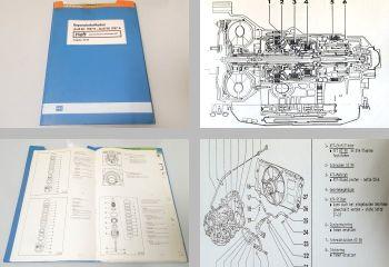 Reparaturleitfaden Audi 80 90 Coupe B3 Automatisches Getriebe 097