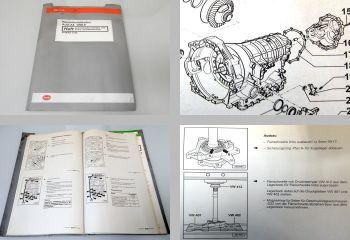 Werkstatthandbuch Audi A4 B5 Automatisches Getriebe 01V Front / Allradantrieb