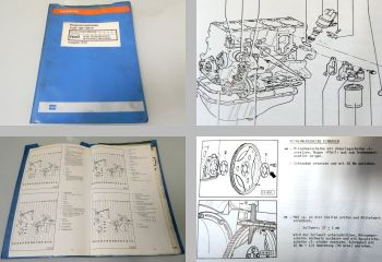 Reparaturleitfaden Audi 100 C4 A6 Werkstatthandbuch Motor AAE AAD ABB ABK