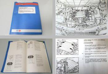 Reparaturleitfaden Audi 100 C4 Werkstatthandbuch MPFI V6 2,6l 110kW ABC 1992
