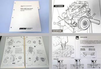 Werkstatthandbuch Fiat Ulysse 1,9l TDI Typ D8B Motor Reparatur 1994-1998