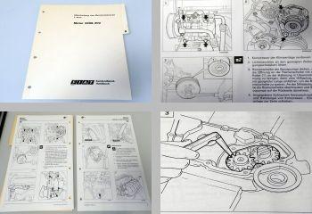 Werkstatthandbuch Fiat Bravo Marea 2,0l 20V Motor Reparatur 1995