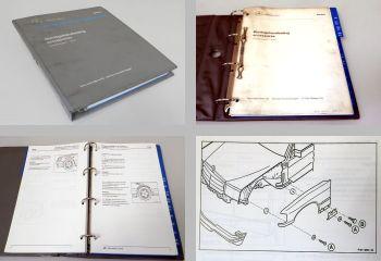 Werkplaatshandboek Mercedes Benz 124 129 201 AMG Montagehandleiding Accessoires