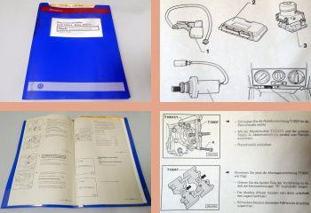 Reparaturleitfaden VW Golf 4 Allrad Getriebe 02M Achsantriebe Werkstatthandbuch