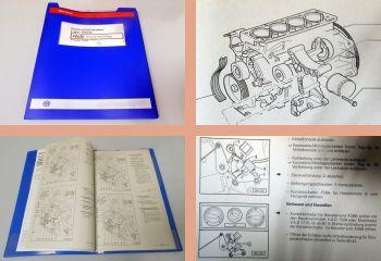 Werkstatthandbuch VW Lupo / 3L Heizung, Klimaanlage Reparaturhandbuch 1999