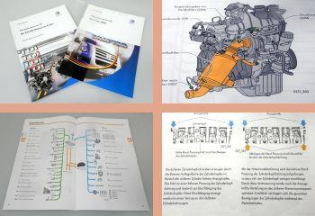 SSP 369 + 371 VW Crafter 2006 Konstruktion + Funktion Selbststudienprogramm