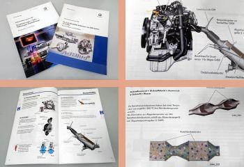 SSP 415 + 446 VW Crafter Konstruktion + Funktion 2008/2009