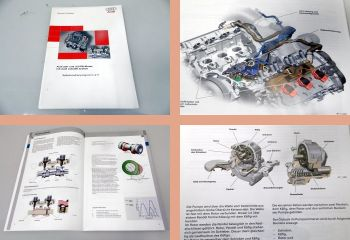 SSP 411 Audi A4 A5 A6 2,8l / 3,2l FSI-Motor BDX / CALA Service Training 2007
