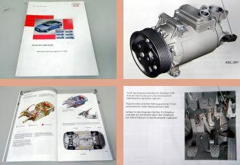 SSP 430 Audi A3 8P Cabriolet 2008 Konstruktion + Funktion Service Training
