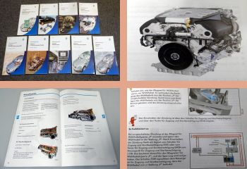 SSP 270 271 272 273 274 275 276 277 280 VW Phaeton Konstruktion + Funktion