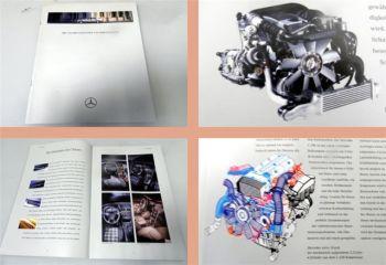 Mercedes Benz C180 C200 C220 C230 C280 C220D C250TD Prospekt 199