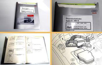 Reparaturleitfaden Audi A3 ab 1997 4-Zyl Turbo Motronic ARX ARY