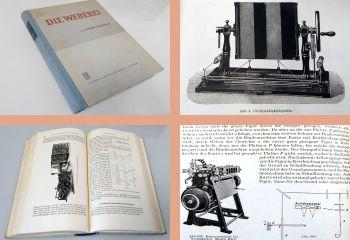 Die Weberei, Handbuch Ernst Gräbner 1951