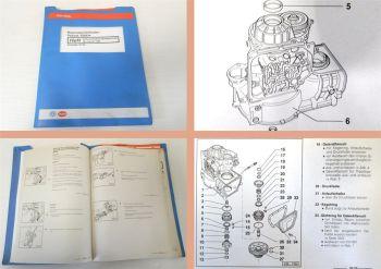 Reparaturleitfaden VW Passat B4 Automatisches Getriebe 01M ab 1995