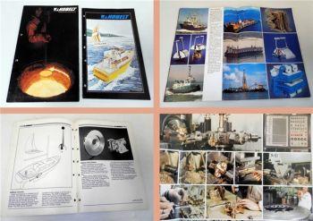 Kobelt Bootszubehör / Produktprogramm 2 Prospekte