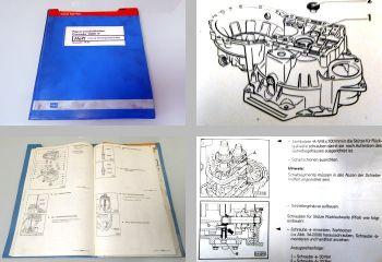 Reparaturleitfaden VW Corrado 1,8 l 5 Gang Getriebe Schaltgetriebe 02A ab 1989